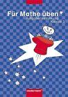 Für Mathe üben. 3. Schuljahr Aufgabensammlung von Eva Odersky (2003, Geheftet)