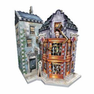 Harry-Potter-3D-Puzzle-DAC-Weasleys-Zauberhafte-Zauberscherze-amp-Der-Tagesprophet