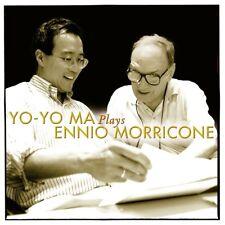 Yo-Yo Ma Plays Ennio Morricone LP (Vinyl, Apr-2016, Music on Vinyl)