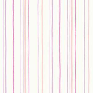 Carrousel-Mini-Rayure-Papier-Peint-Fine-Decor-DL21130-Rose-Violet-Enfants