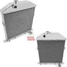 1942 1943 1944 1945 1946 1947 1948 Mercury Coupe 29A Champion 3 Row Radiator