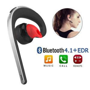 in ear kopfhrer bluetooth headset kopfh rer stereo mit mikrofon ohrh rer iphone ebay. Black Bedroom Furniture Sets. Home Design Ideas