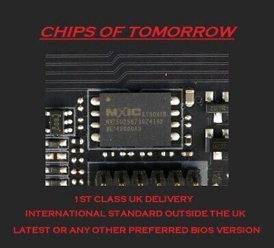 MSI B350 Gaming Plus BIOS CHIP
