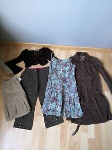 LOT-de-6-pieces-vetements-fille-12ans-Catimini-Zara-jupe-neuve-ENVOI-OFFERT