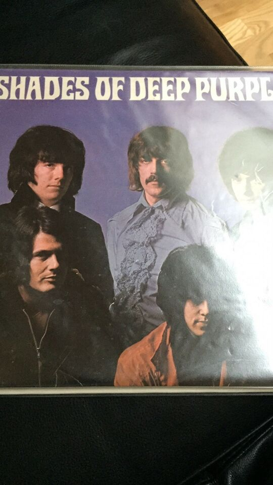 LP, Deep Purple, Shades of Deep Puplr