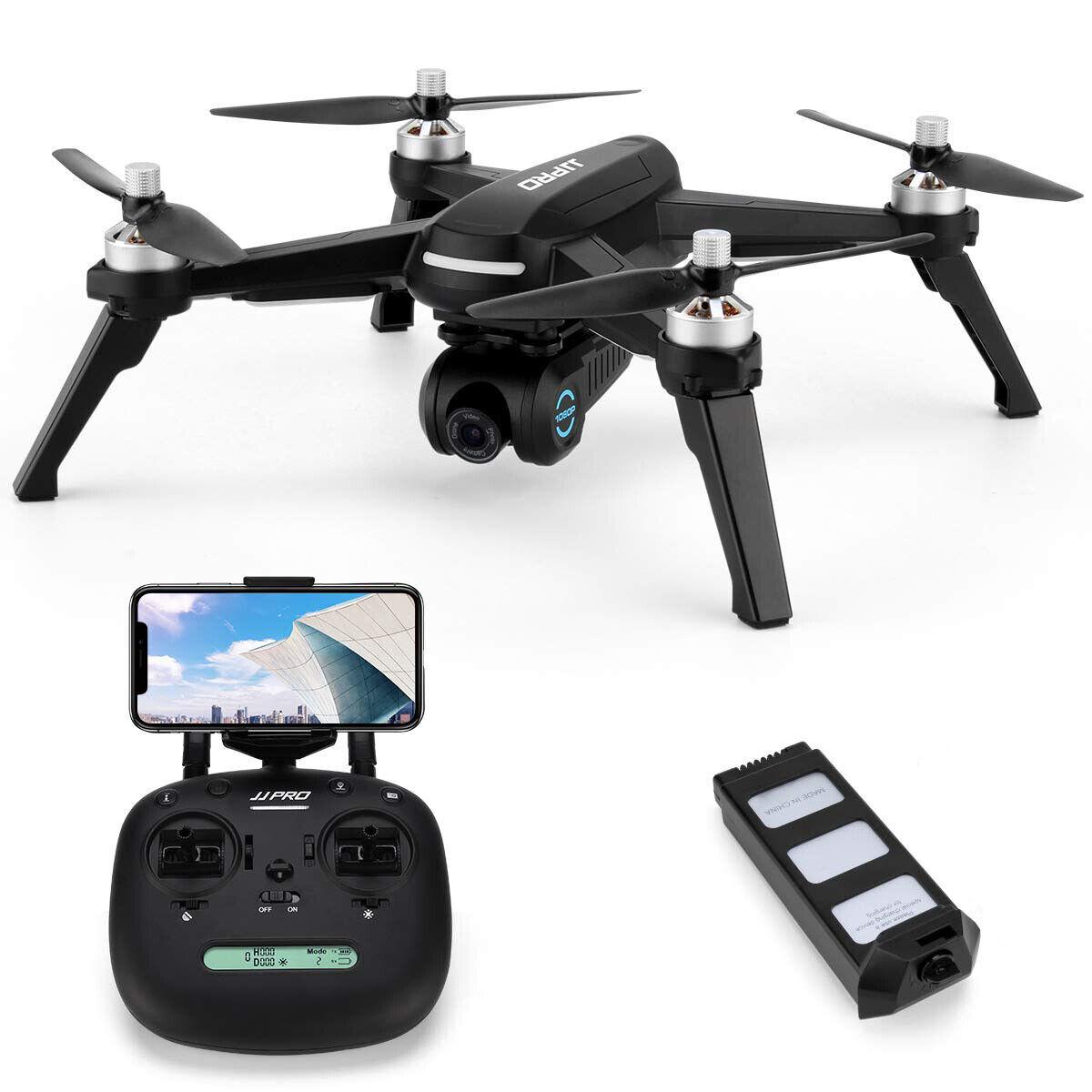 JJR C JJPRO  X5 EPIK Brushless Motor 5G Wifi FPV 1080P telecamera RC Drone Quadcopter  la migliore selezione di