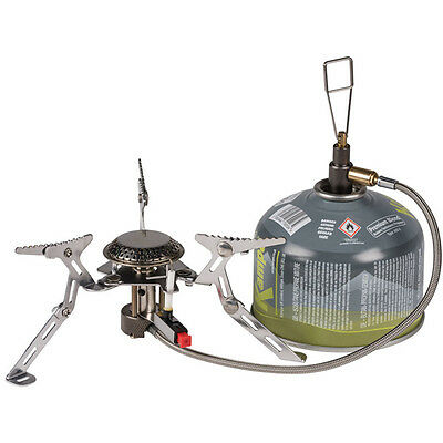 Camping Military field Cooker New Gas HPX200 Compact  STOVE PIEZO ignition