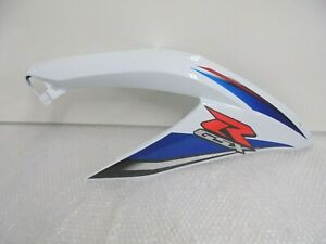 Suzuki-GSX-R600-2009-K9-Right-Fairing-Panel-White-New-RRP-372-99