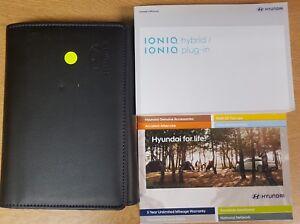 hyundai ioniq owners manual