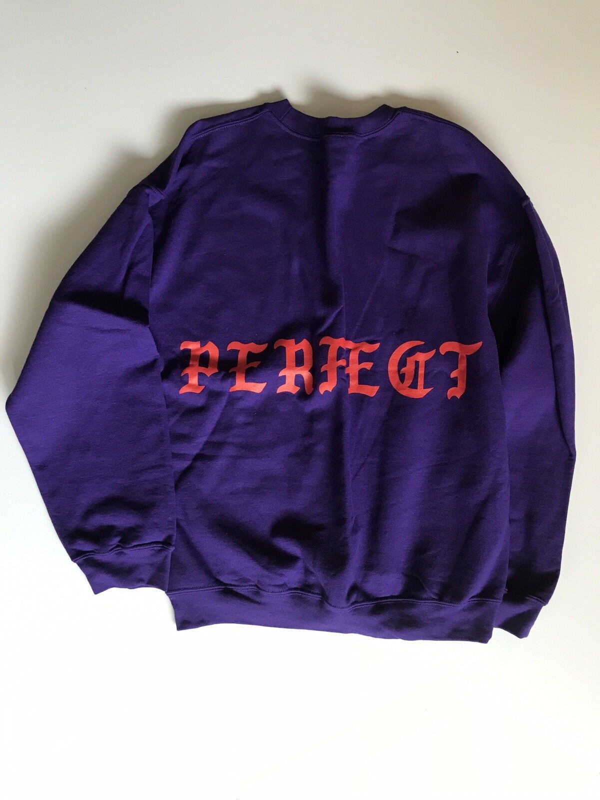 KANYE WEST POP UP I FEEL LIKE PABLO LOS ANGELES lila  L PERFECT Sweater  YEEZY