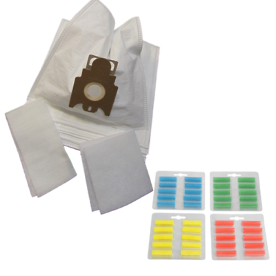 2 5000 10 Sacchetto per aspirapolvere per Miele Cat /& Dog 800 Sacchetto per la polvere FILTRO