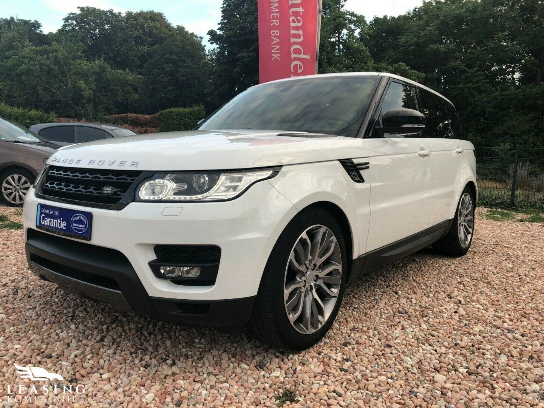 Land Rover Range Rover Sport 3,0 SDV6 HSE Dynamic aut. 5d