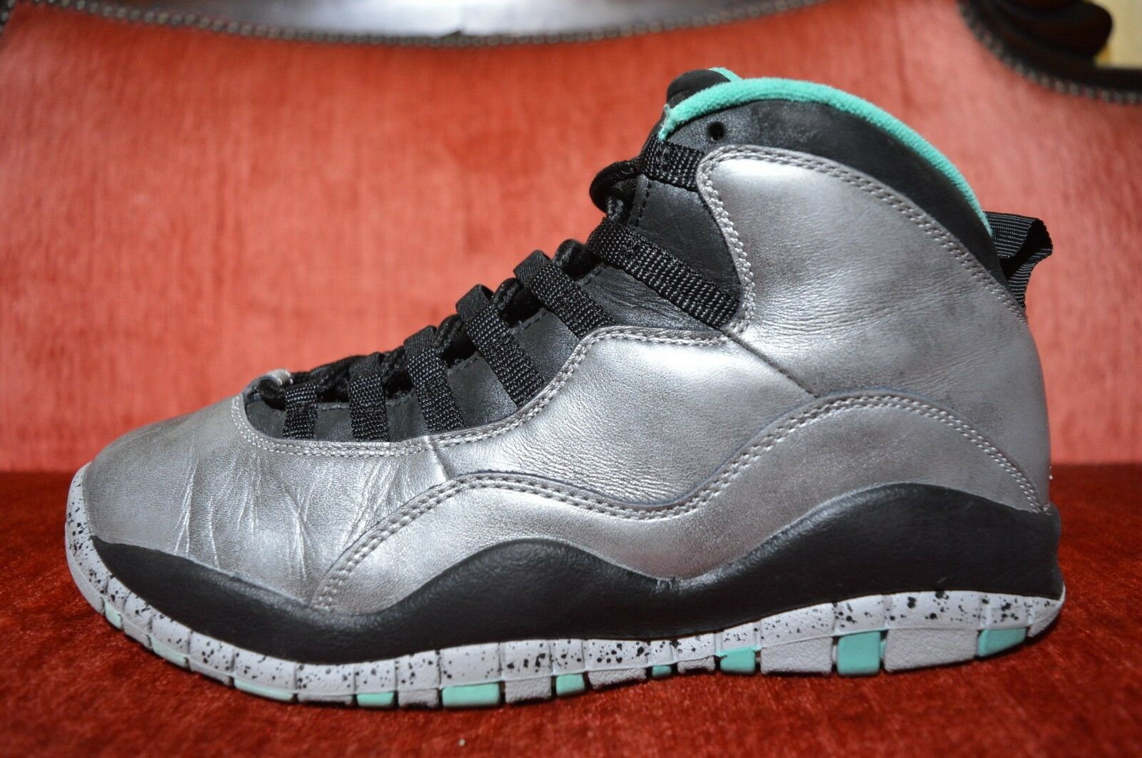 2fe70847c460 ... CLEAN CLEAN CLEAN Nike Air Jordan 10 X Retro Lady Liberty Statue 705178- 045 NYC ...