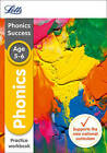 Letts KS1 Revision Success - New Curriculum: Phonics Ages 5-6 Practice Workbook by Letts KS1 (Paperback, 2015)