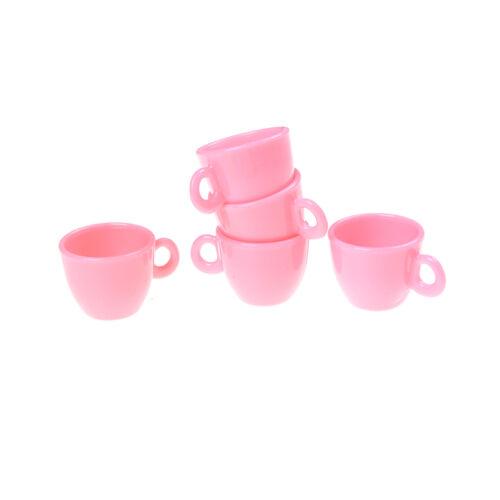 5 112 puppenhaus geschirr miniature mini kaffee teetassen