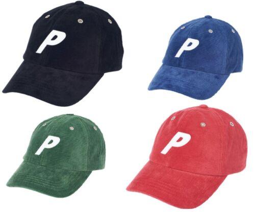 PALACE SKATEBOARDS P-CORD 6 PANEL HAT CAP CORDUROY CORD SUPREME TRI FERG