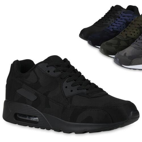 Herren Damen Sportschuhe Laufschuhe Profil Sohle Sneaker Trainers 822492 Trendy
