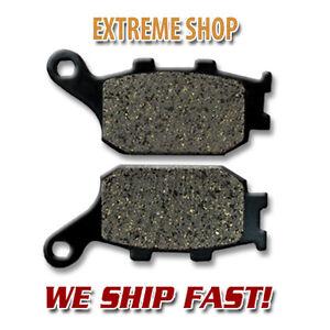 Rear Brake Pads YZF 600 R6 RR YZFR6 YZF-R6 Yamaha Front 05-13 03-04 YZFR6S