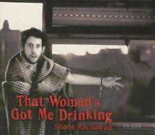 Shane MacGowan That woman's got me drinking (1994, #9975792/zang56cd.. [Maxi-CD]