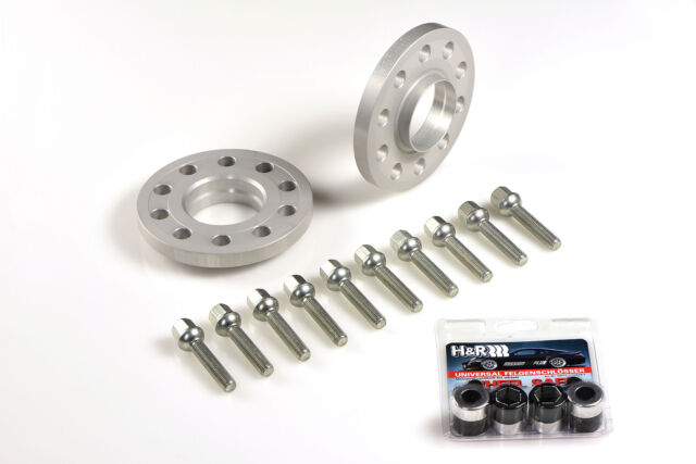 H/&r ensanchamiento 40mm para mercedes fit 1