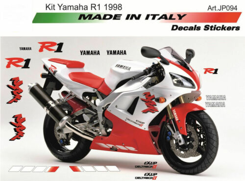 Kit adesivi design past R1 1998