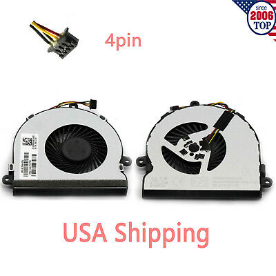 New Laptop CPU Cooling Fan for HP 15-ac 15-ay 813946-001 DC28000GAF0