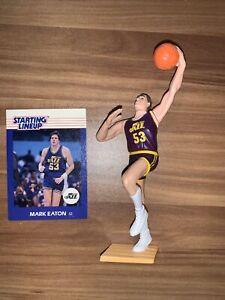 STARTING LINEUP 1988 MARK EATON NBA UTAH JAZZ LOOSE FIGURE RARE INCLUDES CARD!
