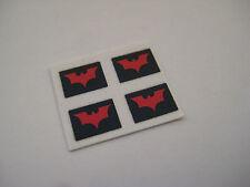 Corgi Juniors NO 69 /1003 Batmobile & Batboat [ Type 3 ] Stickers - B2G1F