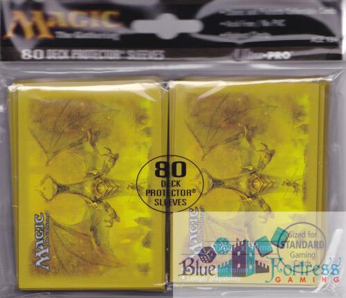 M13 NICOL BOLAS YELLOW Mtg deck protectors card sleeves Yellow