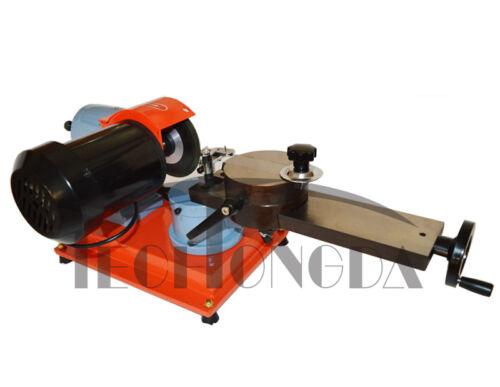 220V Round Carbide Saw Blade Grinder Mill Sharpener Grinding Machine US Plug