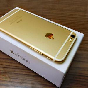 Apple iPhone 6 Gold Unlocked for International GSM/CDMA Original BOX Accessories | eBay