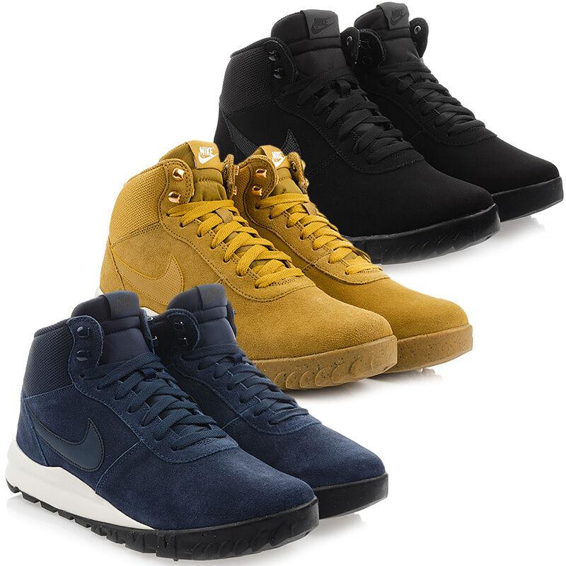 Neu Schuhe NIKE HOODLAND SUEDE Boots Stiefel Winter Herren Sneakers Freizet