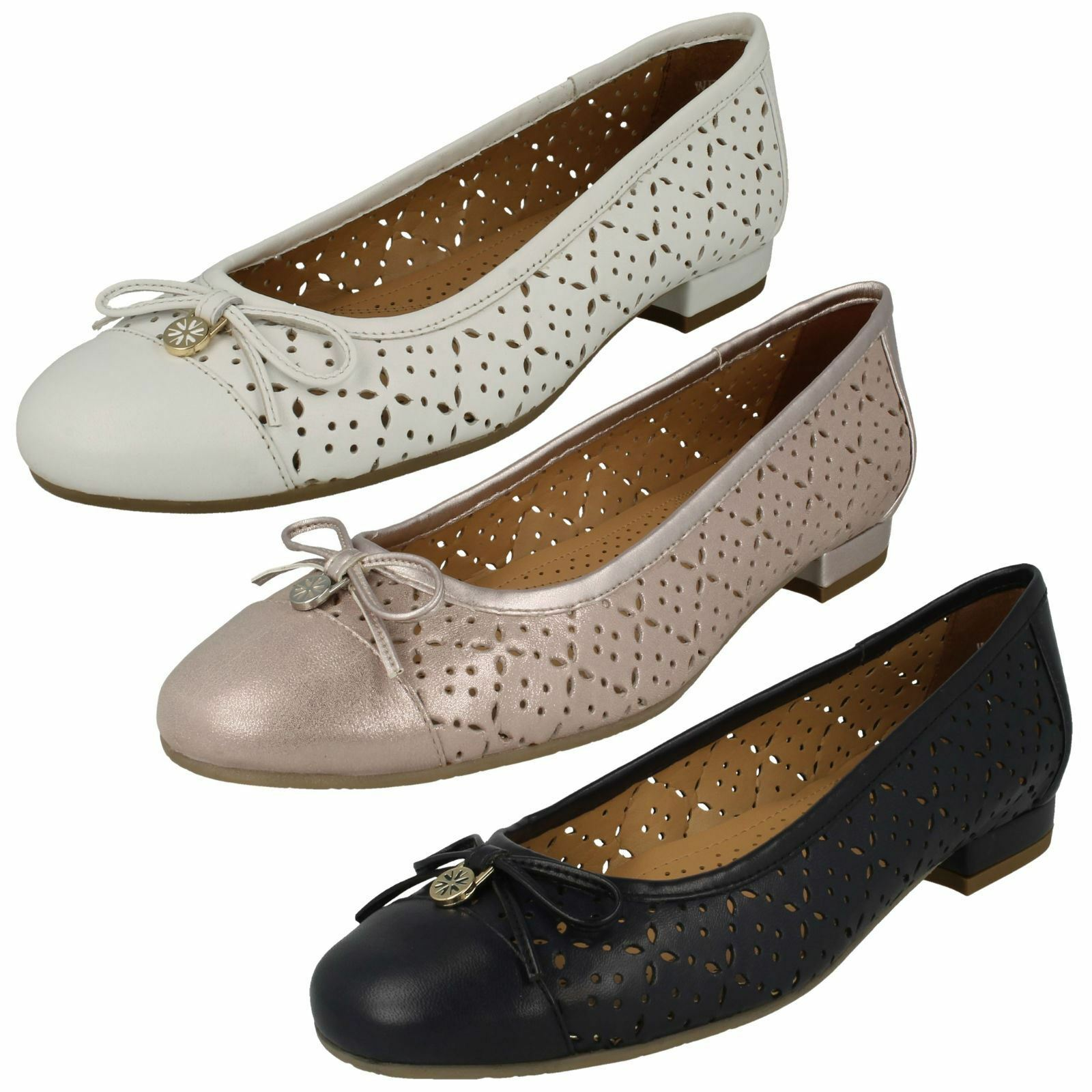 Ladies Van Dal Ballerina Style shoes (Wentworth)