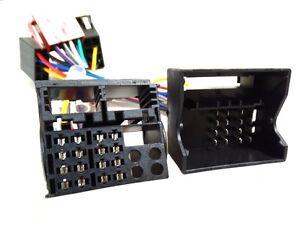 Cable-faisceau-autoradio-PARROT-KML-mains-libres-pour-Citroen-C2-C3-C4-Picasso