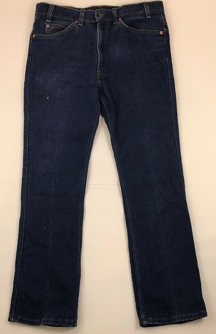 Vintage Levis 508 33X29 Made In USA - image 7