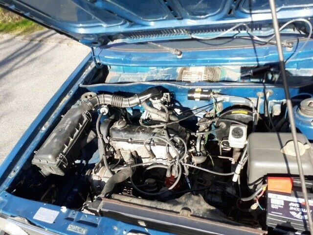 VW Golf I, 1,6 GTi, Benzin