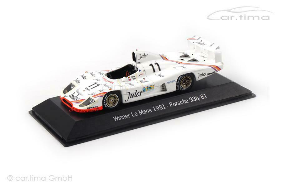 más orden Porsche 936 81 - Winner 24h le mans mans mans 1981-Bell ickx-Spark - 1 43 - map02028  mejor precio
