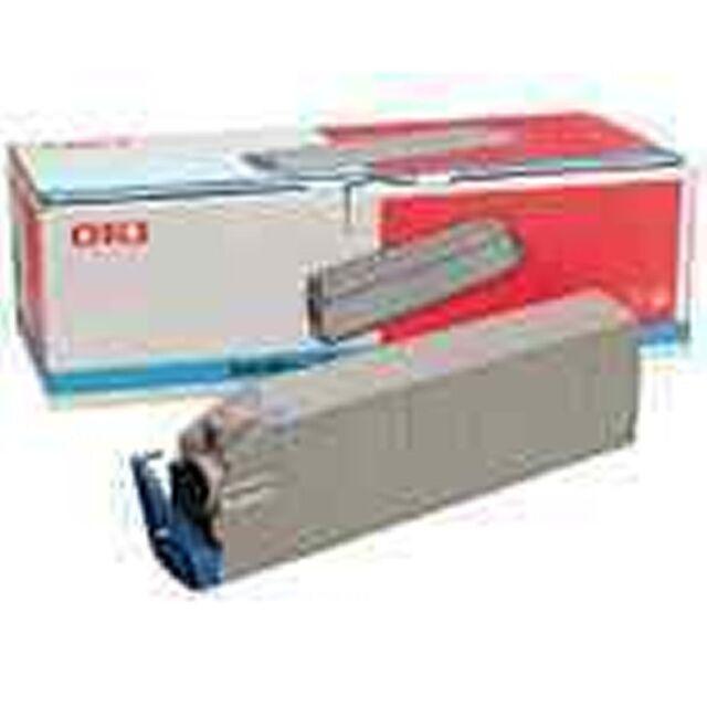 OKI Cyan Toner Cartridge for C5100/5200/5300/5400 Printer - 5,000Page