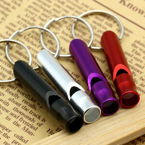 2pcs-Hiking-Outdoor-Survival-Whistle-Emergency-Camping-Compass-Kit-Tool