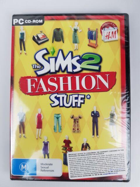 the sims 2 h&m fashion stuff serial