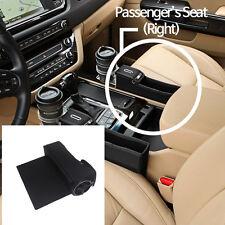 Car Leather Accessorie Seat Seam Storage Box Car Seat Organizer Passenger Side
