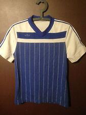VINTAGE Maillot de football ADIDAS Ventex trikot shirt jersey bastia RARE maglia