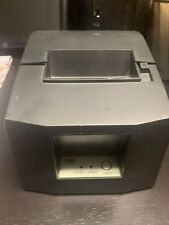 Star Tsp 600 643d Thermal Pos Receipt Printer With Power Supply Parallel
