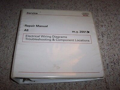 2001 audi a4 wiring diagram 2001 2008 audi a8 electrical wiring diagram manual 2002 2003 2004  2001 2008 audi a8 electrical wiring