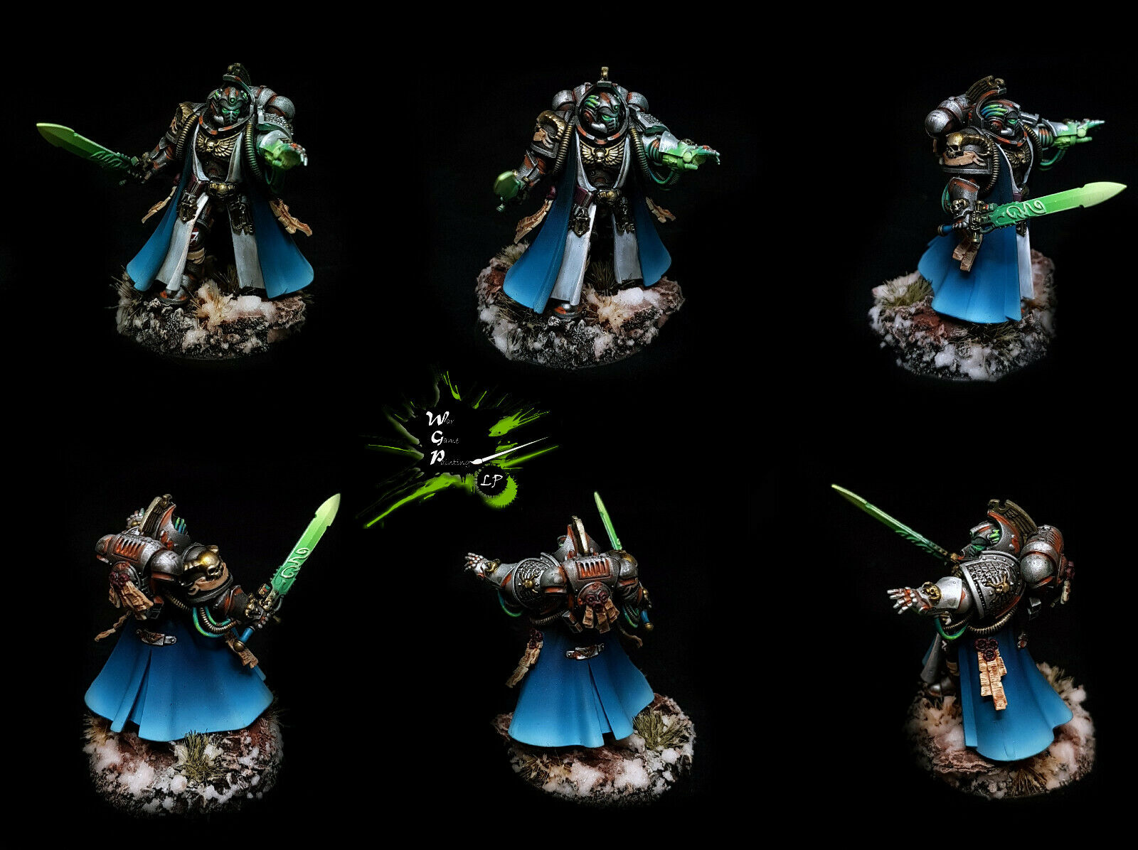 Shadowspear Primaris Infiltrators x5 x5 x5 Superbly Painted Commission Warhammer 40K 739b34