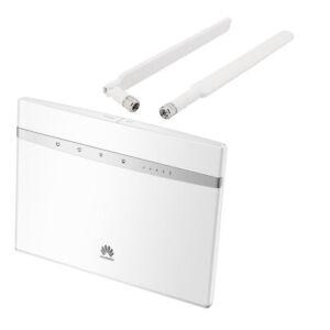 Huawei B525 LTE Cat. 6 Router 300 Mbits WLANac 4 x Gigabit LAN 1 x RJ-11 Telefon