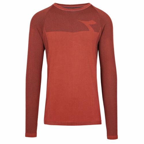 DIADORA LS TECHFIT LONGSLEEVE langarm Herren Laufshirt Fitness Shirt 102.174706