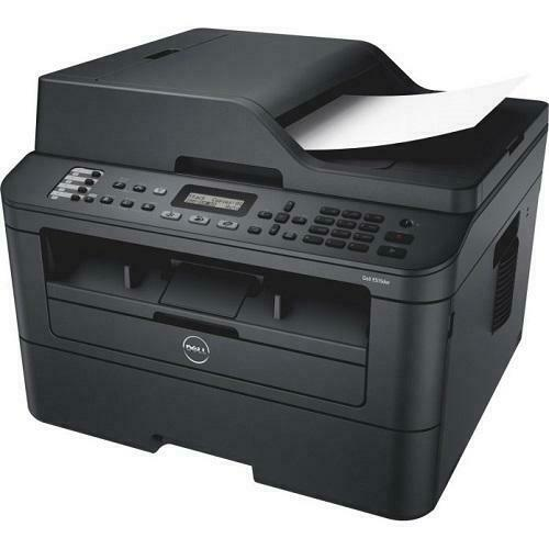 DELL E515dw Wireless Laser printer MFP pages  90 Day Warranty W/New Toner-Drum. Buy it now for 159.99