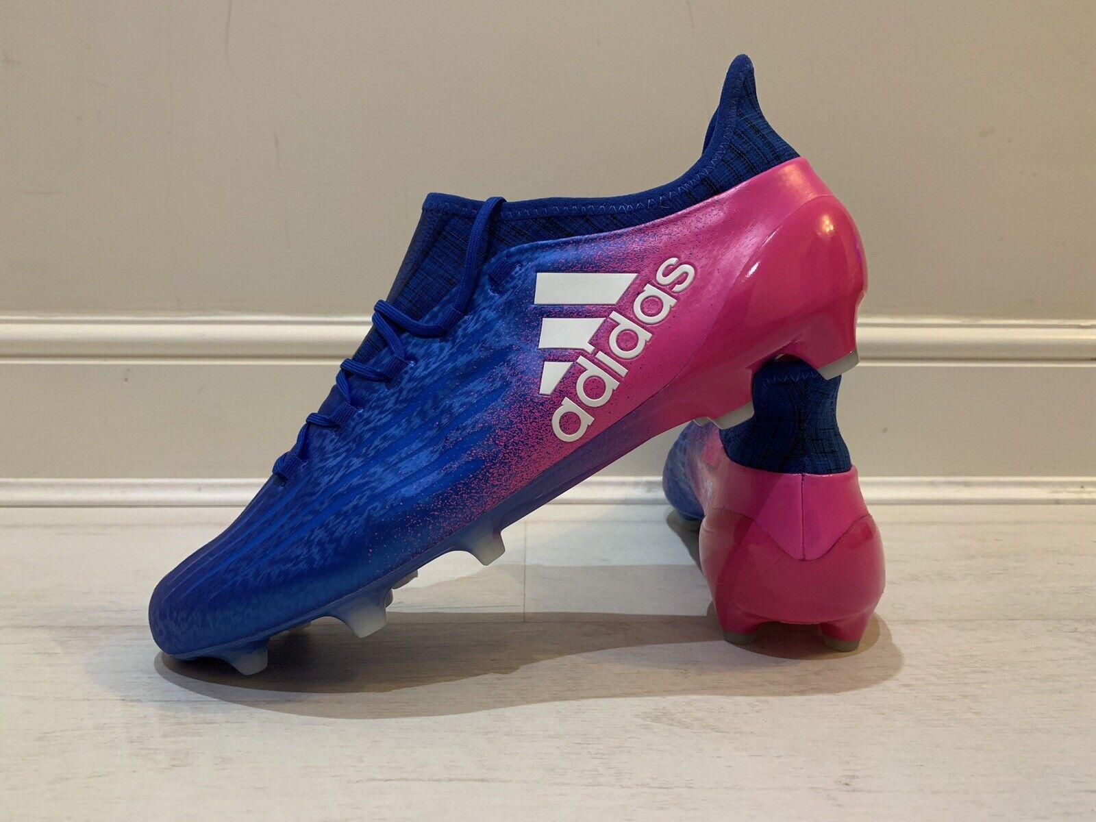 Zlatan Ibrahimovic Adidas X Football Boots NOT Match Worn Player Issue Man UTD