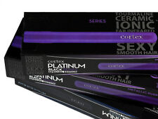 CORTEX international PLATINUM BLACK SERIES FLAT IRON 1 1/4'' SPECIAL EDITION